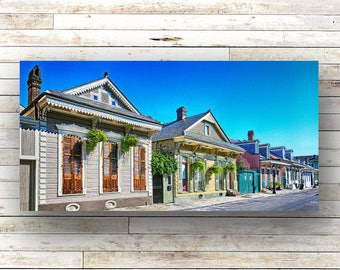 New Orleans Art - BROWN ROW -Doors - Architecture - Photography -Doors-Shutters- Historic Building- Birch Boxes- Wood