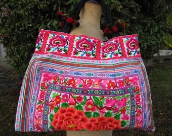 Handbag, bag, tote bag, 6 multicolor tote bag