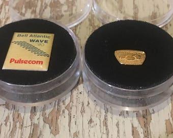 Vintage Telephone Company Employee Pins