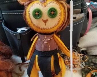 Custom Spirit Guardian Doll