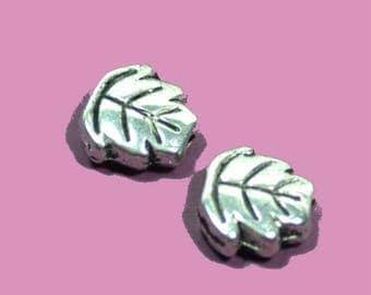 10 sheets 07mm silver beads