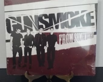 Gunsmoke - From Somewhere - Factory Sealed!