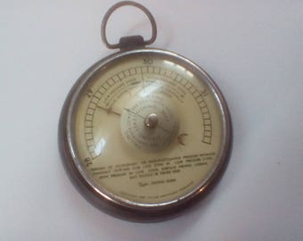 1939 fishing barometer