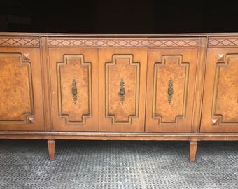 Beautiful Buffet or Credenza Available for Custom Lacquer.