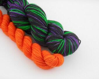 LOVE SOCK self-striping, 020, merino nylon sock yarn,100g