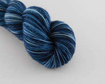 PETILLANTE SOCK, Douce Nuit, merino nylon sock yarn ,100g