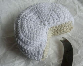 Camembert to play the Dinette crochet