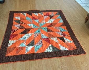 Starburst Quilt : starburst quilt - Adamdwight.com