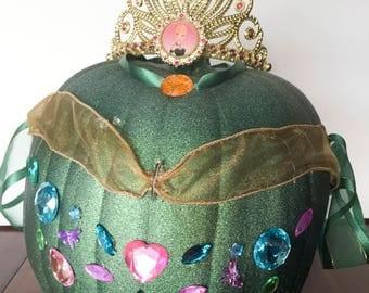 Frozen Princess Anna Pumpkin