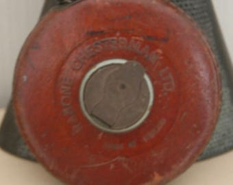 VINTAGE- Chesterman Sheffield England Small Measuring tape 10 M - Collectable