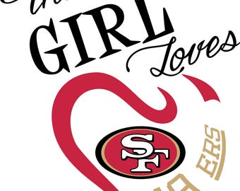 49ers Decals Etsy