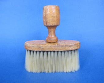 Wooden Crumb Brush. Silent Butler Table Sweeper With Natural Bristles. Very  Stylish.