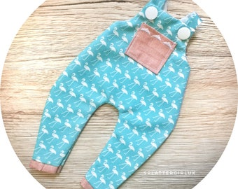 Blythe Overalls / Dungarees