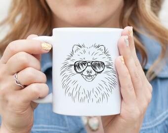 Finn the Pomeranian Mug