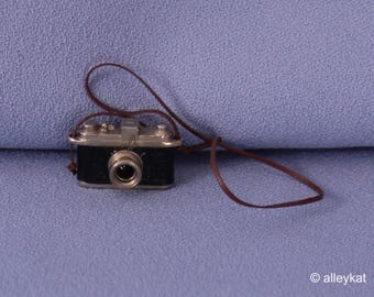 Vintage Ideal Tammy Doll Camera and Strap, Near Mint