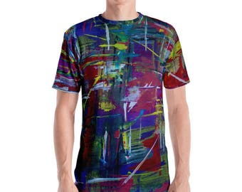 Disasta Chique - All Over T-shirt