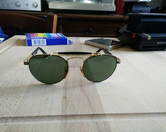 Vintage 90s Sting 190 made in italy sunglasses