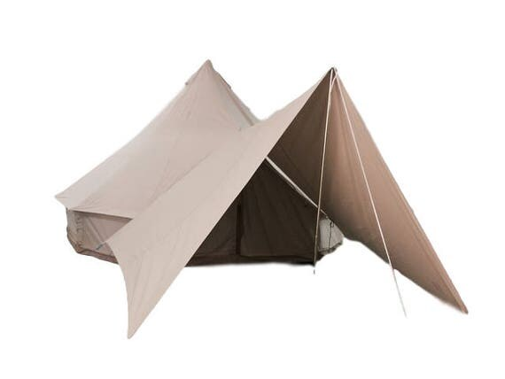 Like this item?  sc 1 st  Etsy & Stout Bell Tent Canvas Awning