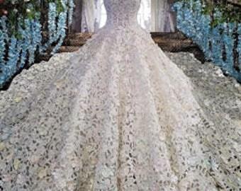 Vestido de novia De Lujo