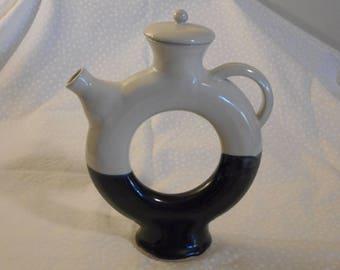 A Donut Tea Pot
