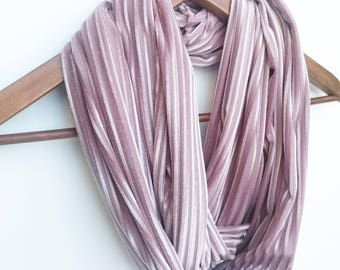 Velvet Scarf For Women, Pink Velvet Scarf, New Years Eve, Winter Scarf, Trendy Beauty Gift, Gift for Daughter Blush Pink Scarf, Dusty Pink
