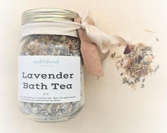 Lavender Bath Tea - Bath Soak - Beauty - Teen Beauty