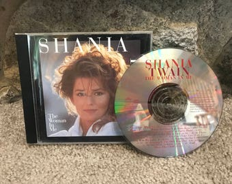 Shania Twain : The Woman in Me CD (1995)