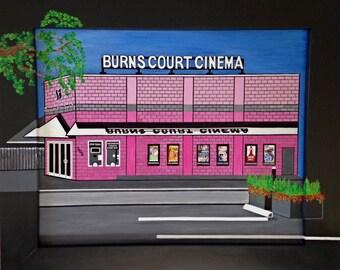 Burns Court Cinema, Sarasota, Florida