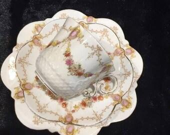 antique aynsley vintage tea cup