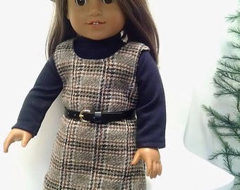 "6 Piece outfit for any 18"" dolly like the America girl doll."