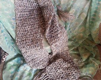 Multi - colored scarf by Ewekneek Enterprises
