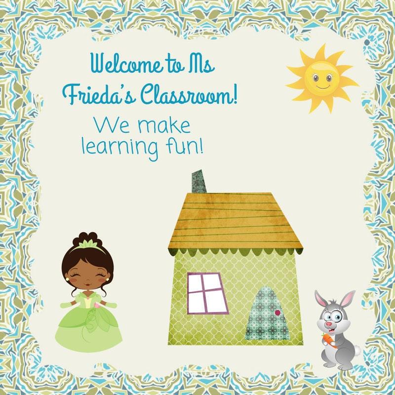 MsFriedasClassroom - We make learning fun!