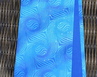Clergy Stole, shades of blue-perfect for baptisms! Pastors stole, Ministers stole, Clergy gift!