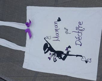 Cotton shopping bag / Tote Bag