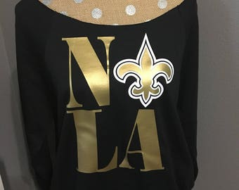 Saints Shirt - NOLA