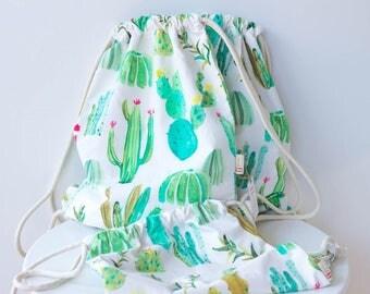 Cactus Backpacks
