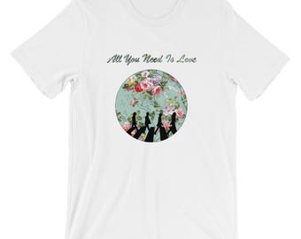 Short-Sleeve All You Need Is Love