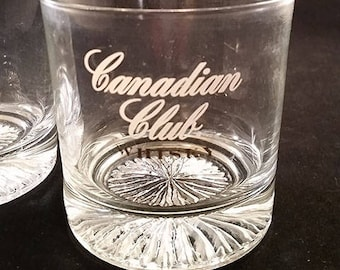 Canadian Club Whiskey S/2