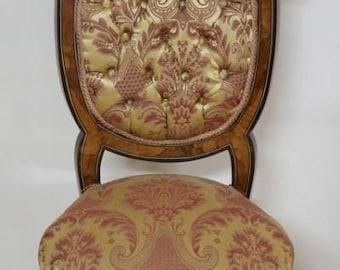 Baroque Chair Rococo antique style MoCh01105O