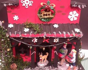 Rustic Christmas Retreat