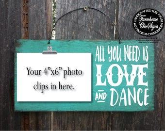 dance, dance sign, dance decor, dancing, dancer, gift for dancer, dance recital, gift for dance recital