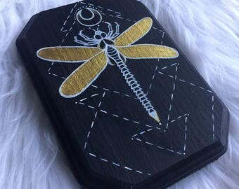 Dragonfly Plaque
