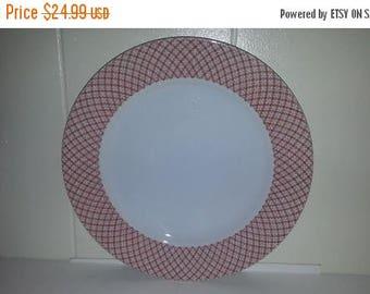 ON SALE Fitz & Floyd JAPONAISE Terra Cotta Salad Plate Dinnerware Excellent Condition