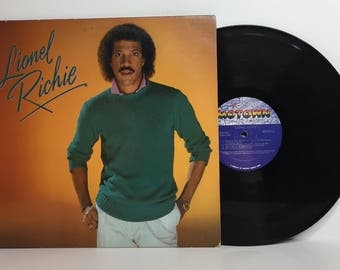 "Lionel Richie 12"" vinyl record album LP"