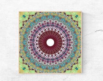 Mandala art, Digital download art, mandala wall art, Mandala art print, Printable wall art, Large Mandala art print, Wall art prints MANDALA