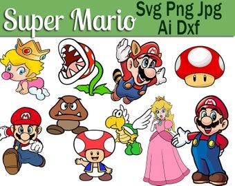 Super Mario svg,Super Mario Dfx,Super Mario,Super Mario ai,Super Mario png,Mario cricut,Super Mario cut out,Super Mario vinyl,Super Mario
