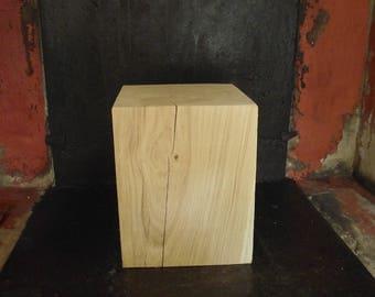 25 X 25 X 30 cm oak log furniture sofa