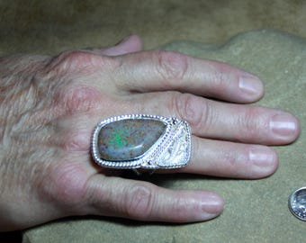 Louisiana Opal Ring