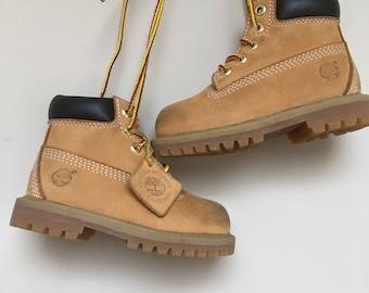 Timberlands kids boots