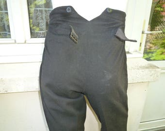 Vintage Tuxedo pants 1900 tuxedo